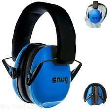 Ear Muffs Blue Safety Children Hearing Protection Blocking Noise Sound Kids New