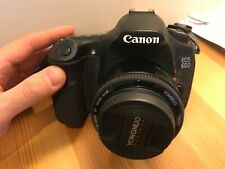 Canon 60D with Yongnuo 50mm Lens