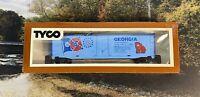 Vintage Tyco HO Scale Georgia Statehood Commemorative Box Car