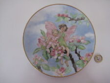 VILLEROY & BOCH PLATE CICELY MARY BARKER FLOWER FAIRY THE APPLE BLOSSOM HEINRICH