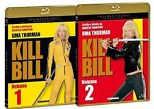 Blu Ray Kill Bill Volume 1-2 (2 Blu-Ray) ......NUOVO