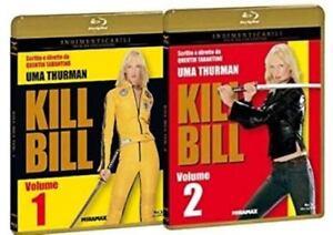 Blu Ray Kill Bill Volume 1-2 (2 Blu-Ray) ......NUOVO