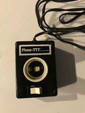 Phone TTY Light Flash Model R 1W Vintage Free Shipping