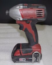 Milwaukee 18v Impact Drill - Skin and Battery Only