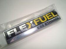 OEM FLEX FUEL EMBLEM LOGO  IMPALA MONTE CARLO ETHANOL E85 Corvette GM 15910899