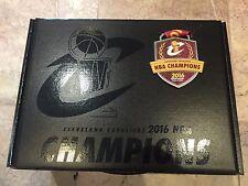 2016 NBA Champions Finals Cavs Box Set Large T-Shirt Hat Limited Edition /5000