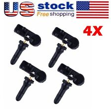 US 4PCS OEM 56029398AB 68241067AB CHRYSLER JEEP DODGE TPMS TIRE PRESSURE SENSOR