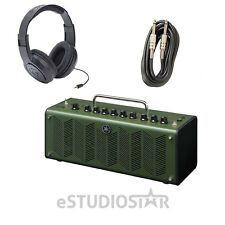 Yamaha THR10X Desktop Modeling Guitar Amplifer w/Headphones & Instr. Cables