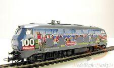 ROCO 72755 DB AG DIESEL BR 218 Bayern-TICKET Plux EP vi traccia h0 1:87 NUOVO