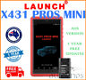 LAUNCH X431 V ProS Mini WiFi Bluetooth OBD2 Full System Diagnostic Scanner Tool
