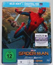 Spider-Man Homecoming Steelbook (PopArt) (exklusiv Amazon.de) limited Steelbook
