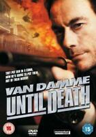 Until Death DVD (2007) Jean-Claude Van Damme