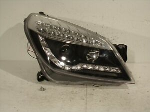 08 09 2008 SATURN ASTRA LED PROJECTOR PASSENGER RIGHT HEADLIGHT LAMP LENS 10147