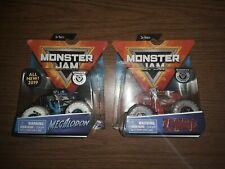 Monster Jam Chase Megalodon And Zombie
