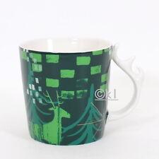 Starbucks® Mug Rudolph Becher grün 355 ml 12 fl oz Tasse Becher Cup Geweihgriff