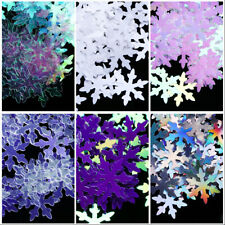Nail Glitter Sequins Holographic Laser Snowflake Flakes Nail Art 3D Decoration