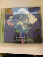 CD SWORD OF MANA PREMIUM Sound Track Japan Import Fast Shipping US Seller