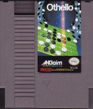 OTHELLO CLASSIC ORIGINAL GAME SYSTEM NINTENDO NES HQ