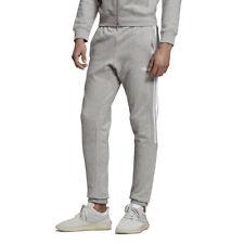 Adidas Originals Men's Radkin Sweat Pants Medium Heather Grey DU8138 NEW