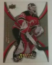 2008-09 UPPER DECK MCDONALD'S CLEAR PATH TO GREATNESS #CP8 MARTIN BRODEUR