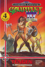 ## Gauntlet 4 / IV - SEGA Mega Drive / MD Spiel - TOP ##