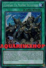 Yu-Gi-Oh Compare un Mostro Selvaggio SECE-IT064 RaraSegreta ITA BOLT FROM THE BL