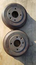 Ford Cortina gt 9 inch Brake Drums fomoco 109e11280 mk1 mk2 lotus hscc anglia