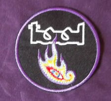 TOOL TOOL BAND PATCH ROUND  EYE MAYNARD JAMES KEENAN A PERFECT CIRCLE PUSCIFER