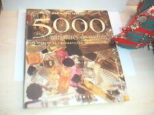 LIVRE COTES 5000 MINIATURES DE PARFUM DE  J.MICHEL COURSET  ED.MILAN  156 PAGES