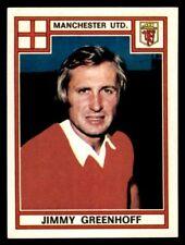 Panini Football 78 - Jimmy Greenhoff Manchester United No. 242