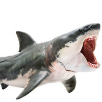 PNSO Megalodon Model Figure Action Shark Ocean Animal Toy Collector Decor Gift