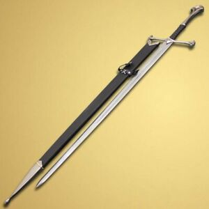 Anduril Sword of Narsil the King Aragorn Fully Handmade Replica