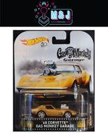 Hot Wheels Gas Monkey '68 Corvette Gas Monkey Garage (Aussie Seller)
