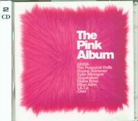 The Pink Album - Dead Or Alive/Culture Club/Irene Cara/Elliman 2X Cd Mint