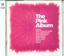 The Pink Album - Dead Or Alive/Culture Club/Irene Cara/Elliman 2X Cd Mint