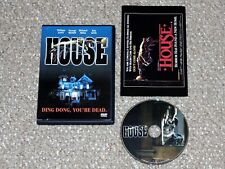House DVD 2002 Complete Anchor Bay William Katt