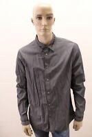 Camicia GUESS LOS ANGELES Uomo Shirt Chemise Man Taglia Size XL