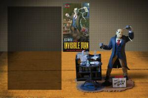 Moebius Models 903 Invisible Man Plastic Model Kit 1/8th Scale