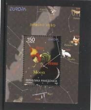 Europa Cept 2009 Mazedonien Block postfrisch