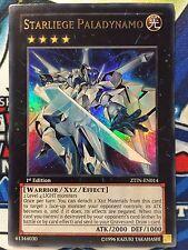 sternenvasall PALADYNAMO ztin-de014 1ª Edición Ultra Raro yu-gi-oh! XYZ Alemán