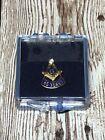 45 Years Freemason Masonic Lapel Pin With Case