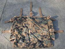 USMC MARPAT ILBE Arcteryx Main Pack Radio Pouch - Very Good w/ straps No Buckles