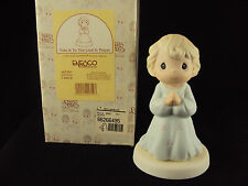 Precious Moments 163767, Take It To The Lord In Prayer 1995  Free Shipping