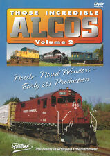 Those Incredible Alcos Vol 2 DVD Video NEW Pentrex