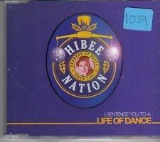 (CK709) Hibee Nation, I Sentence You To A Life of Dance - 1998 CD
