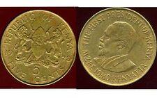 KENYA 5  cent 1978  ( bis )