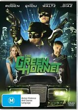 The Green Hornet (2011) NEW R4 DVD