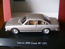 LANCIA 2000 COUPE HF 1971 GREY ACCAIO STARLINE 514132 1/43 SILVER SILBER GRISE