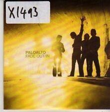 (CM464) Paloalto, Fade Out/In - 2002 DJ CD