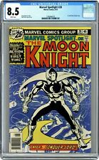 Marvel Spotlight #28 CGC 8.5 1976 3786966010 1st solo Moon Knight app.